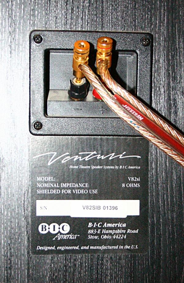 BIC America Venturi V82bis